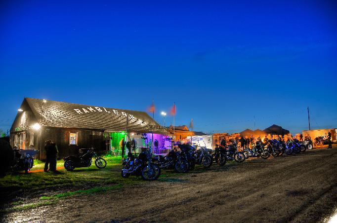 The Recorder - Mohawk Ramblers Motorcycle Club celebrates
